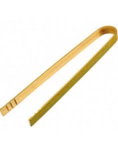 Pinza de bambú