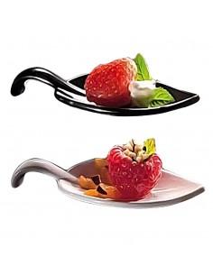 Cuchara Degustación de melamina party 10 x 4,5 cm (1 Ud) Precio 2,11€