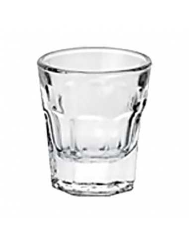 London 42 shot glass (48 Uds)