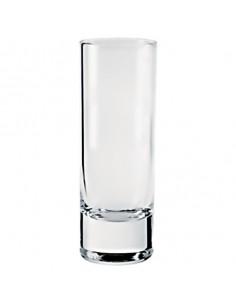 Vaso chupito indro vodka 3,8 x 10,5cm 60 ml. (6 Uds) Precio Ud 1,09€