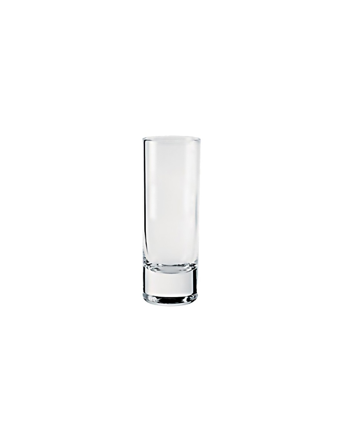 Vaso chupito indro vodka 3 8 x 10 5cm 60 ml 6 uds for Vasos chupito personalizados