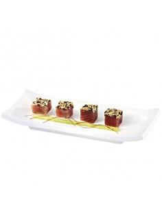 Bandeja para sushi zen 22,5 x 9,5 x 3 cm (1 Ud) Precio 5,06€