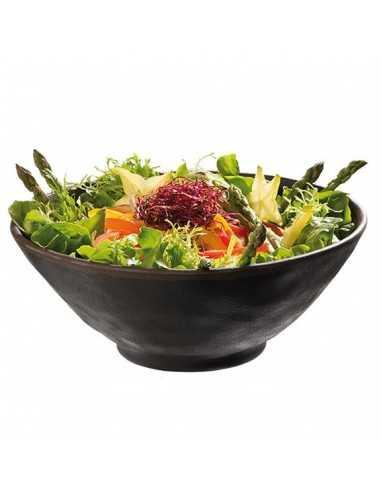Bowl melamina negra 14 cm