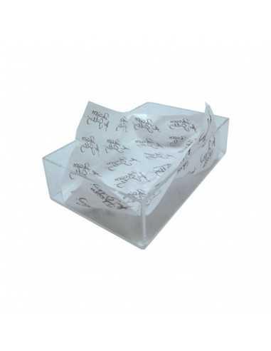 Caja metacrilato 18 x 12 x 5 cm. (5 Uds) Precio unitario 22,87€