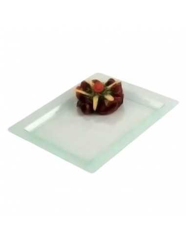Bandeja diamant tte verde 35 x 35 x 3,5 cm