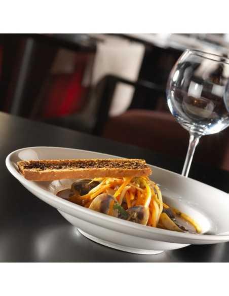 Plato Porcelana Pasta Bonna Gourmet. Varias medidas (6 Uds). Precio unitario desde 16,94€