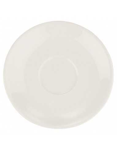 Plato Porcelana Capuccino Gourmet. ø16 cm (12 Uds). Precio unitario desde 3,36€