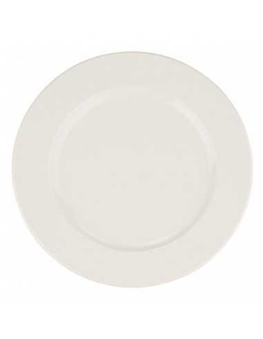 Plato Porcelana Banquet. Varias medidas y Uds. Precio unitario desde 3,56€