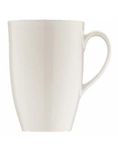 Taza Porcelana. ø8 x 13 cm 430 ml (24 Uds). Precio unitario 7,82€