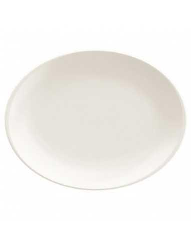 Fuente oval Porcelana 31 x 24 cm (6 Uds). Precio unitario 24,38€