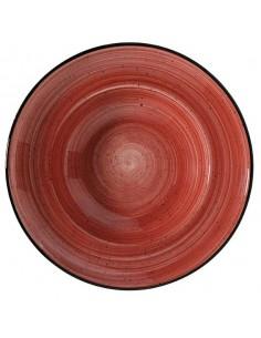 Plato Porcelana Pasta Passion Gourmet. Varias medidas (6 Uds). Precio unitario desde 26,12€
