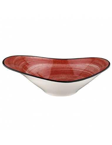 Bowl oval Porcelana. 27 x 18 cm (6 Uds) Precio unitario 25,44€