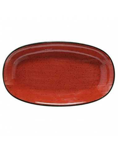 Fuente Oval Porcelana Gourmet. Garantía de rotura. Varias medidas y Uds. Precio unitario desde 3,56€