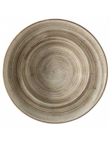 Plato Porcelana Pasta Gourmet. Varias medidas (6 Uds). Precio unitario desde 26,12€