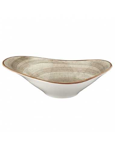 Bowl oval Porcelana Passion. 27 x 18 cm (6 Uds) Precio unitario 39,38€