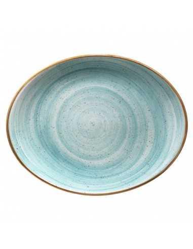Fuente oval Porcelana Terrain Moove 31 x 24 cm (6 Uds). Precio unitario 38,49€