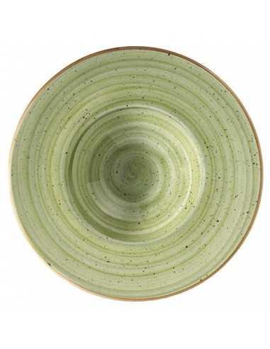 Plato risotto Porcelana Aqua ø28 cm (6 Uds). Precio unitario 26,92€