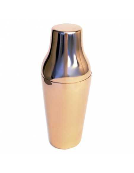 Coctelera 2 piezas cobre ø9,1 x 22 cm 600 ml (1 Ud) Precio 61,16€