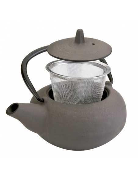 Tetera de hierro fundido Laos 400 ml (1 Ud) Precio 18,95€