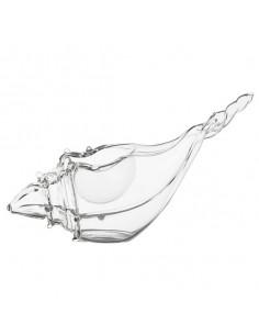 Bowl Cañailla de cristal 21 x 12 x 12 cm (1 Ud) Precio 50,82€
