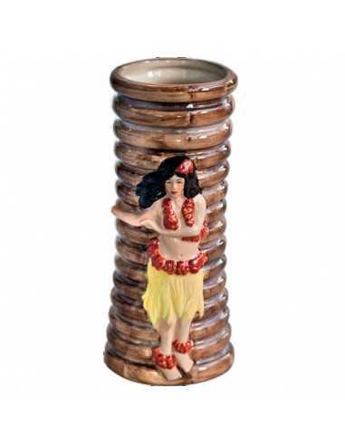 Taza Hula porcelana 7,8 x 7,3 x 17 cm 320 ml (1 Ud) Precio 40,56€