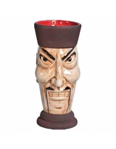 Taza Fu Manchu porcelana ø8 x 17,6 cm 360 ml (1 Ud) Precio 23,43€