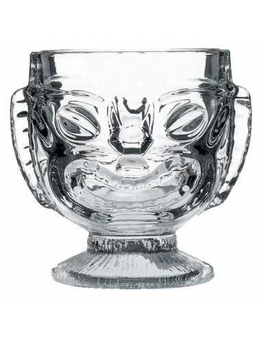 Copa Tiki cristal ø9,7 x 10 cm 430 ml (1 Ud) Precio 24,20€