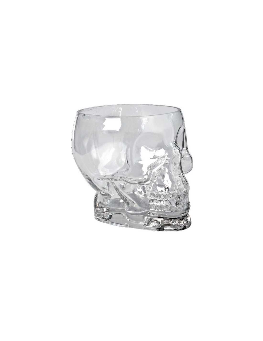 Calavera de cristal varias medidas 1 ud precio desde 4 29 klimer s l - Cristal climalit precio ...
