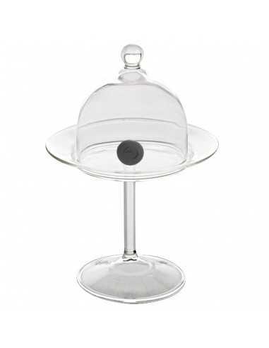 Kit rubí campana y soporte borosilicato con válvula ø 9-15 cm (6 Uds) Precio unitario 53,36€