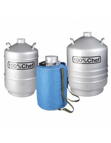 Contenedor nitrógeno. Varias capacidades (1 Ud) Precio desde