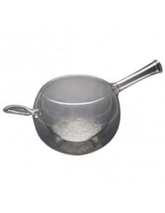 Bowl borosilicato para nitrógeno XXL 41 x 22 x 20 cm 2,5L (1 Ud)