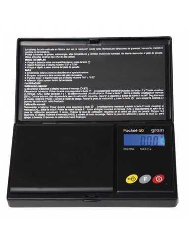 Balanza de precisión 13 x 7 x 2 cm (1 Ud) Precio 67,76€