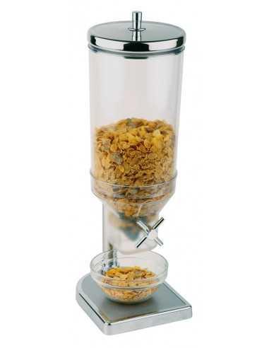Dispensador de cereales 22 x 17,5 x 52 4,5L (1 Ud) Precio 83,64€