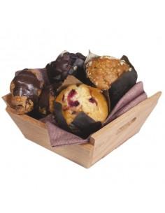 Caja de madera para pan. Varias medidas y Uds. Precio desde