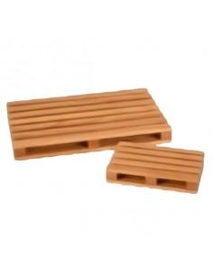 Mini palet de madera. Varias medidas (12 Uds) Precio unitario desde 4,9€