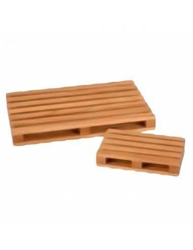 Mini palet de madera. Varias medidas (12 Uds) Precio unitario desde