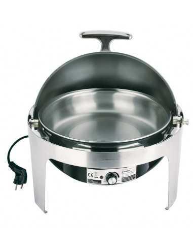 Chafing dish eléctrico roll top ø45 x...