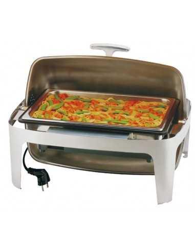 Chafing dish eléctrico 67 x 47 x 45 cm 11L (1 Ud) Precio 491.36€
