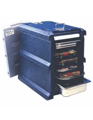 Contenedor isotérmico Pbox 63 x 46 x 64 cm (1 Ud) Precio 508,66€