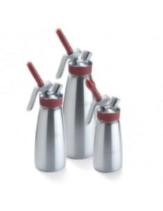 Sifón de crema. Varias capacidades (1 Ud) Precio desde 117,37€