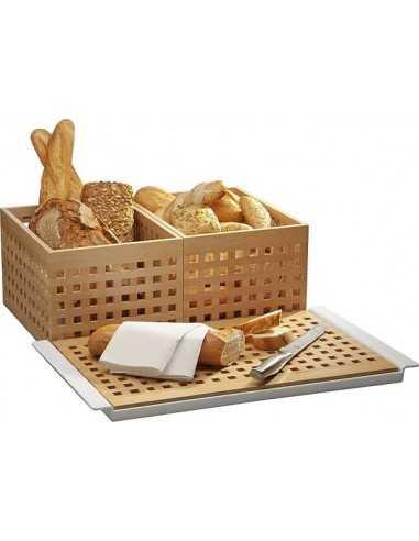 Caja madera haya para pan. Varias medidas (1 Ud) Precio desde 64,04€
