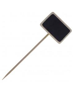 Brocheta pizarra 15 cm (100 Uds) 0,20€€/Ud