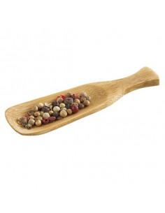 Cuchara bate bambú
