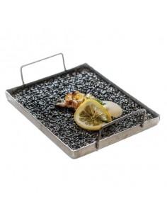 Llauna inox. Varias medidas (1 Ud) Precio desde 9,82€