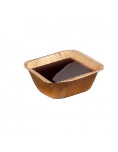 Bowl cuadrado palma 6,3 x 6,3 x 3 cm (300 Ud) Precio ud 0,22€