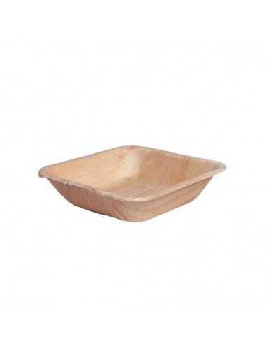 Bowl cuadrado palma