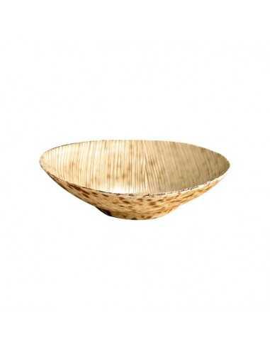 Mini bowl hoja de bambú