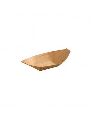 Barcas de bambú