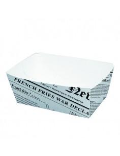 Conos de cartón con diseño periódico (1000 Uds.)