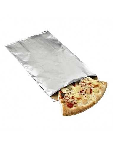 Bolsas sándwich - aluminio (ext) papel kraft (int) (1000 Uds.)